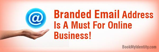 Branded Email Addresses