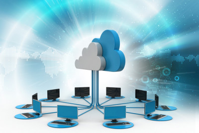Cloud computing with computer network